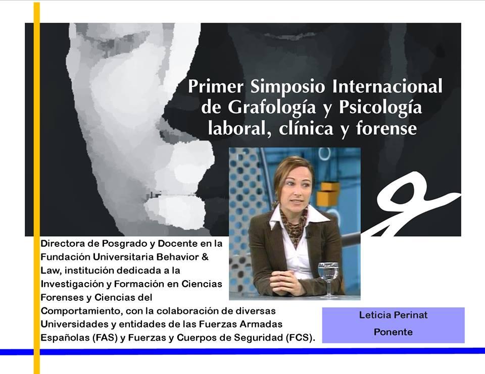 ponente Leticia Perinat